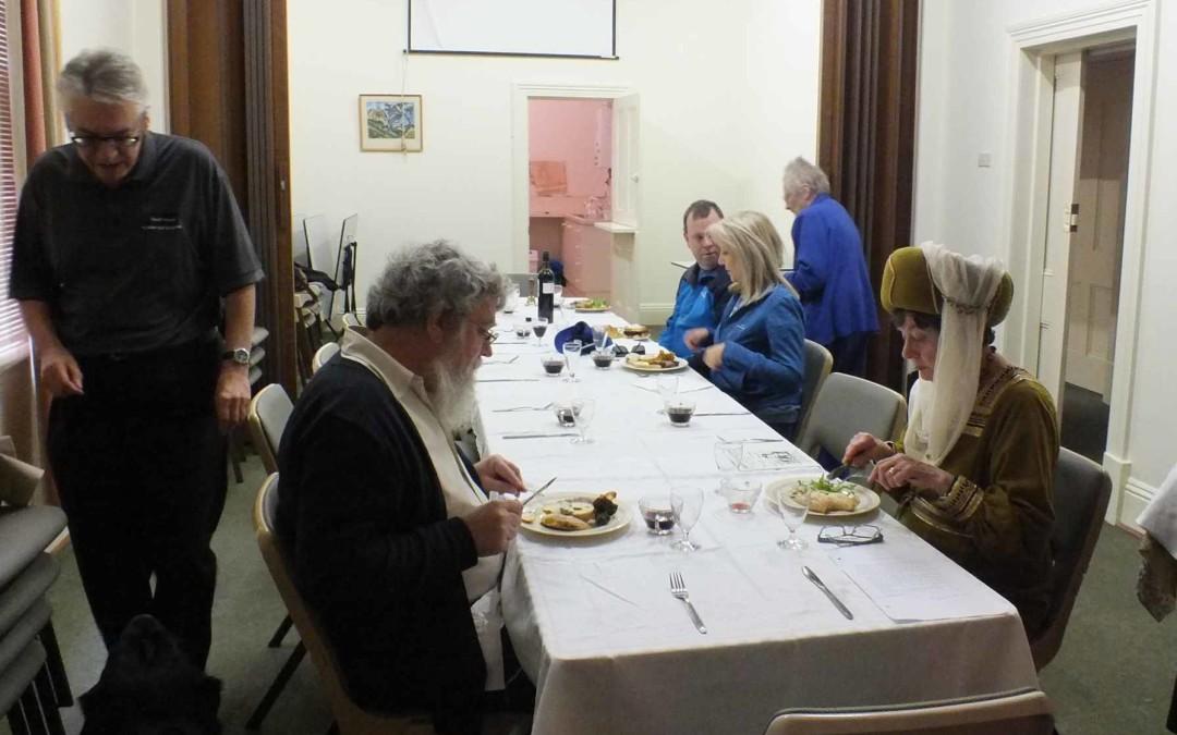 Coronation lunch 2013