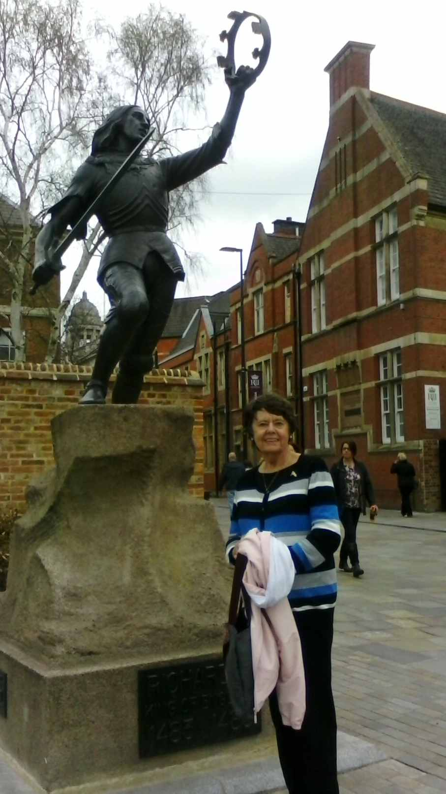 Judith in Leicester